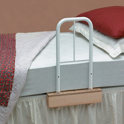 Buckingham Bed Bar with straps