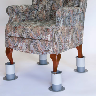 Buckingham Adjustable Bed & Chair Risers