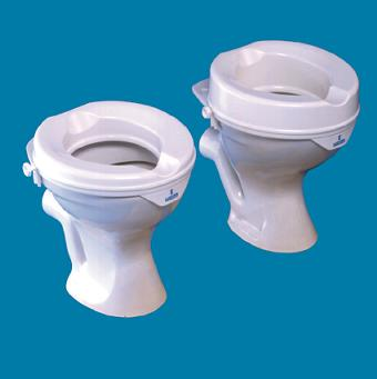 "Raised Toilet Seats 2"" / 4"""
