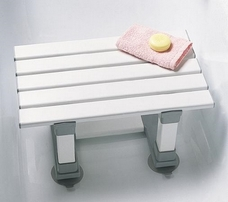 "Aquarian Bath Seat 12"" high"