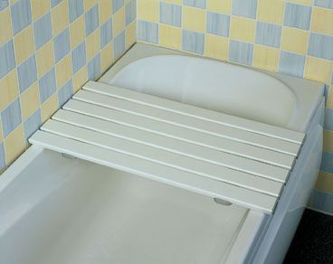 "Buckingham Aquarian 6 Slat Bath Board 26"" / 27"" / 28"" Lenghts"