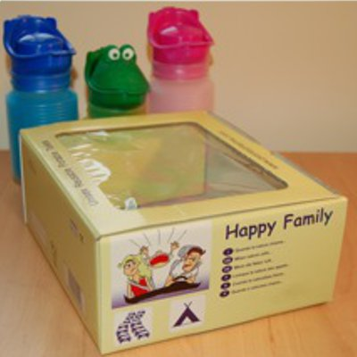 Uriwell Happy Family Travel Urinal Set